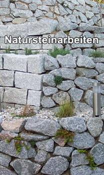 Natursteinarbeiten